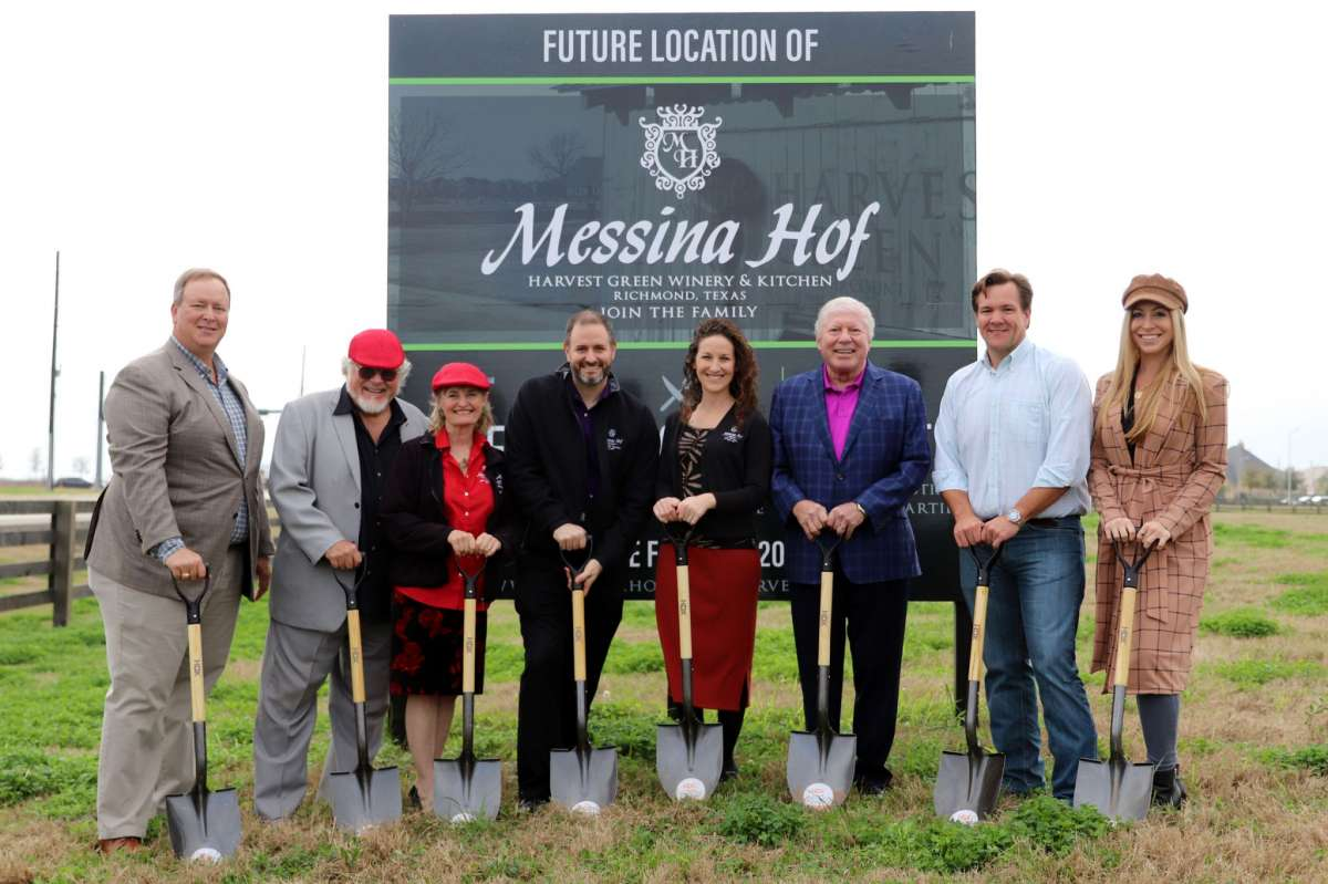 Messina Hof Harvest Green Winery Kitchen Opens In Growing Richmond Community Fort Bend Economic Development Council